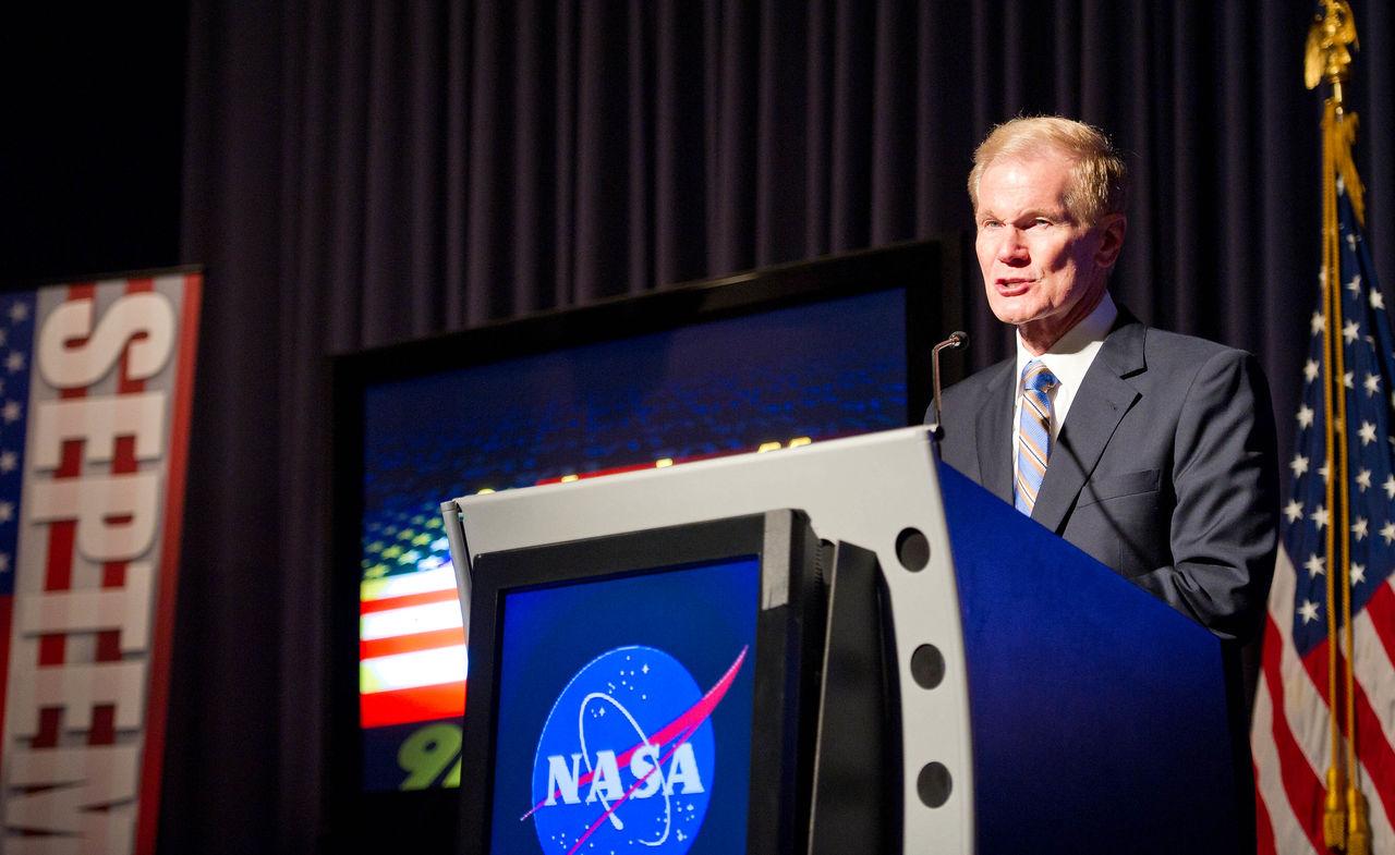 Bill Nelson blir troligtvis NASA:s nästa chef