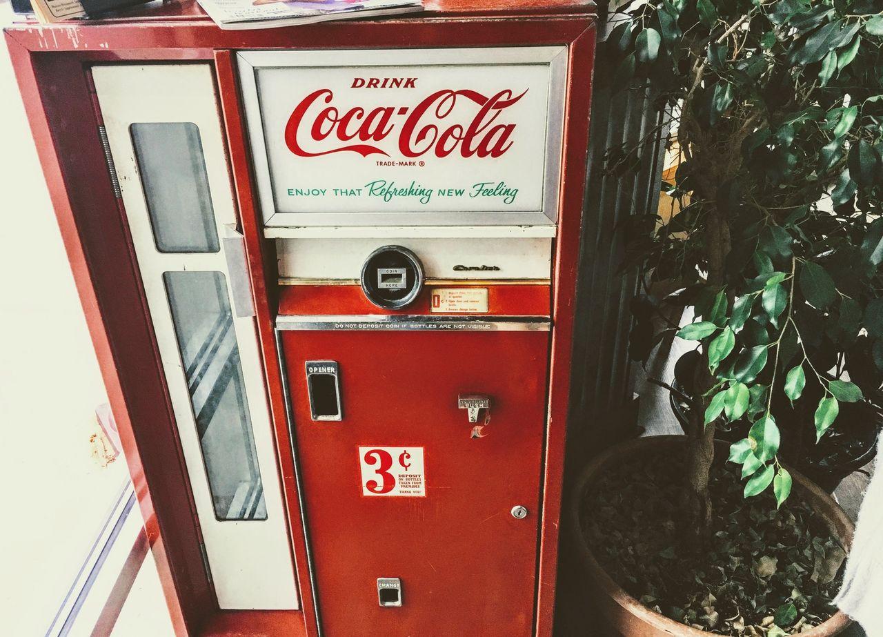 Coca-Cola testar läskabonnemang i Japan