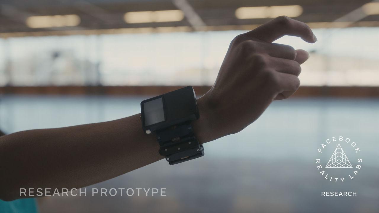 Facebook snackar lite mer om sitt smarta armband