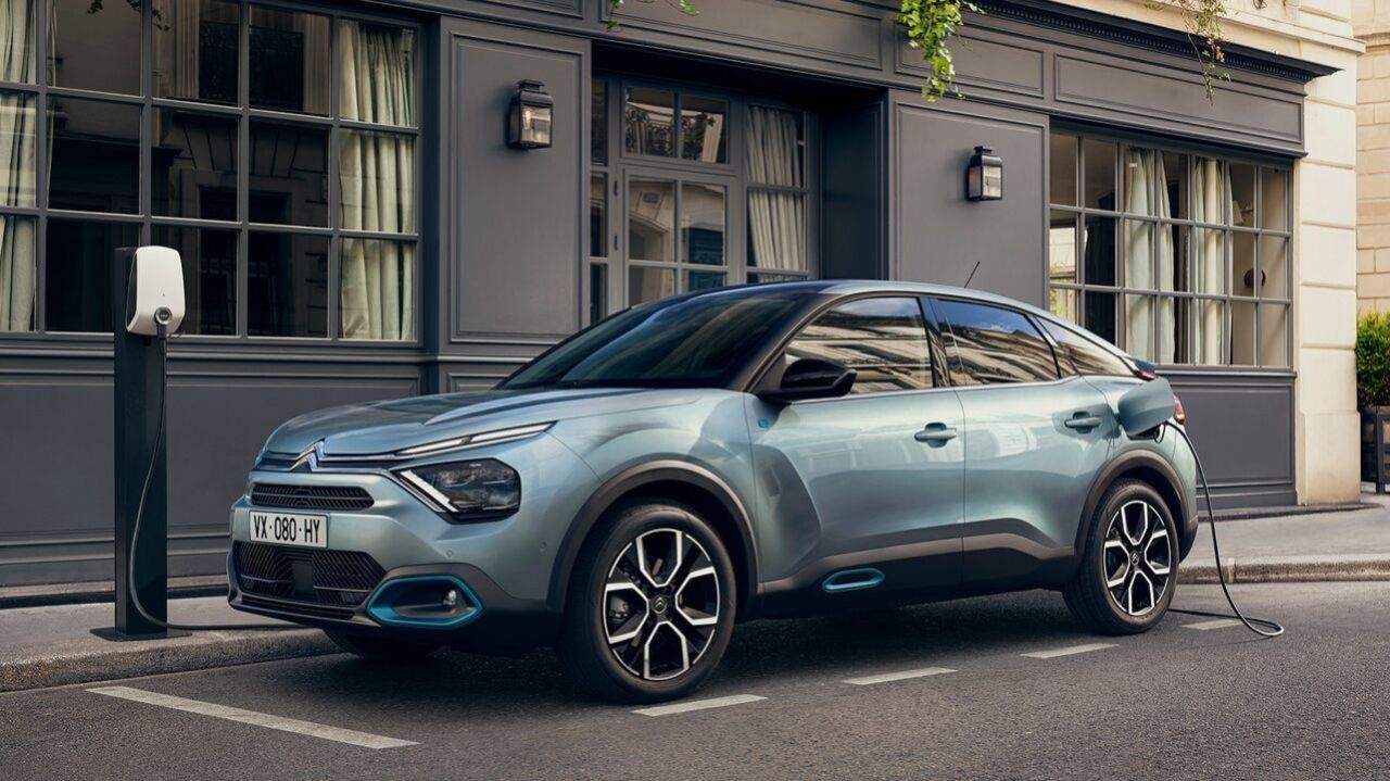 Nu lanseras nya Citroën C4