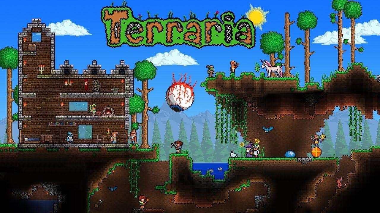 35 miljoner exemplar av Terraria har sålts