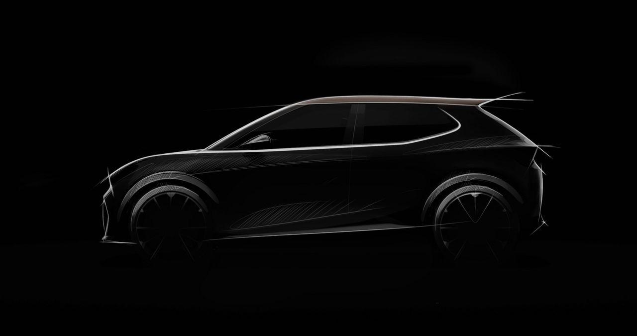 Eldriven stadsbil från Seat lanseras 2025