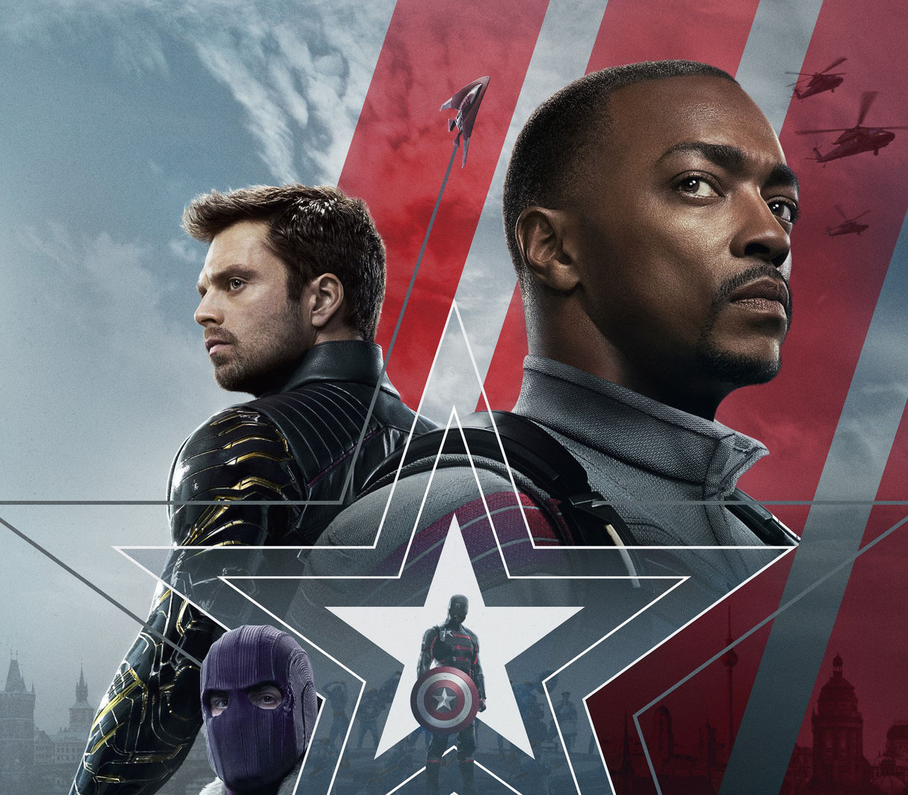 The Falcon and The Winter Soldier gick bra på Disney+