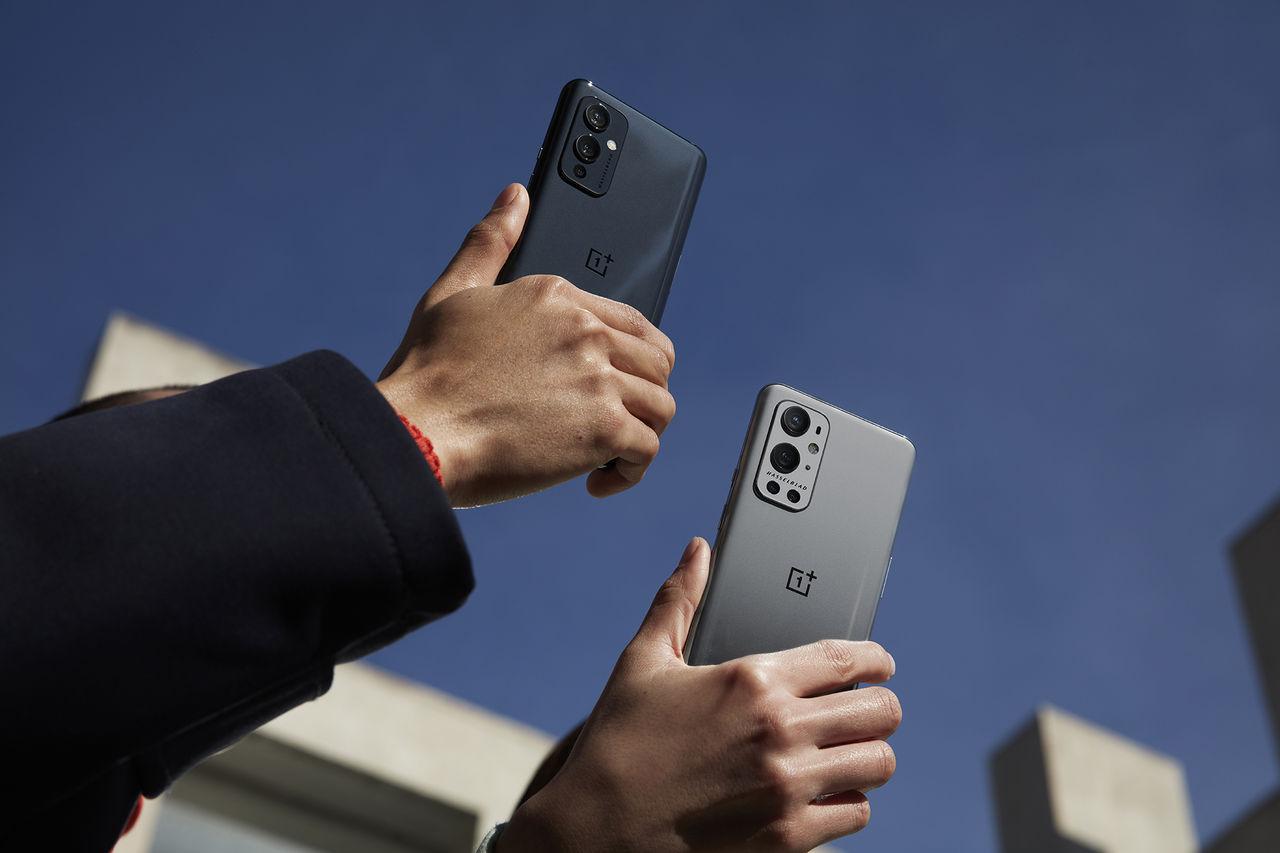 OnePlus presenterar 9 och 9 Pro