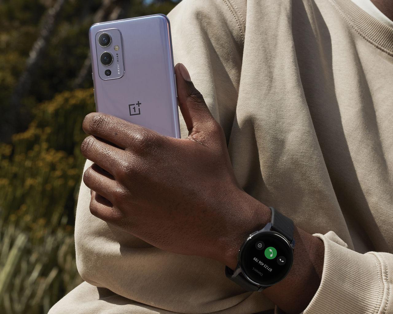 OnePlus presenterar Watch