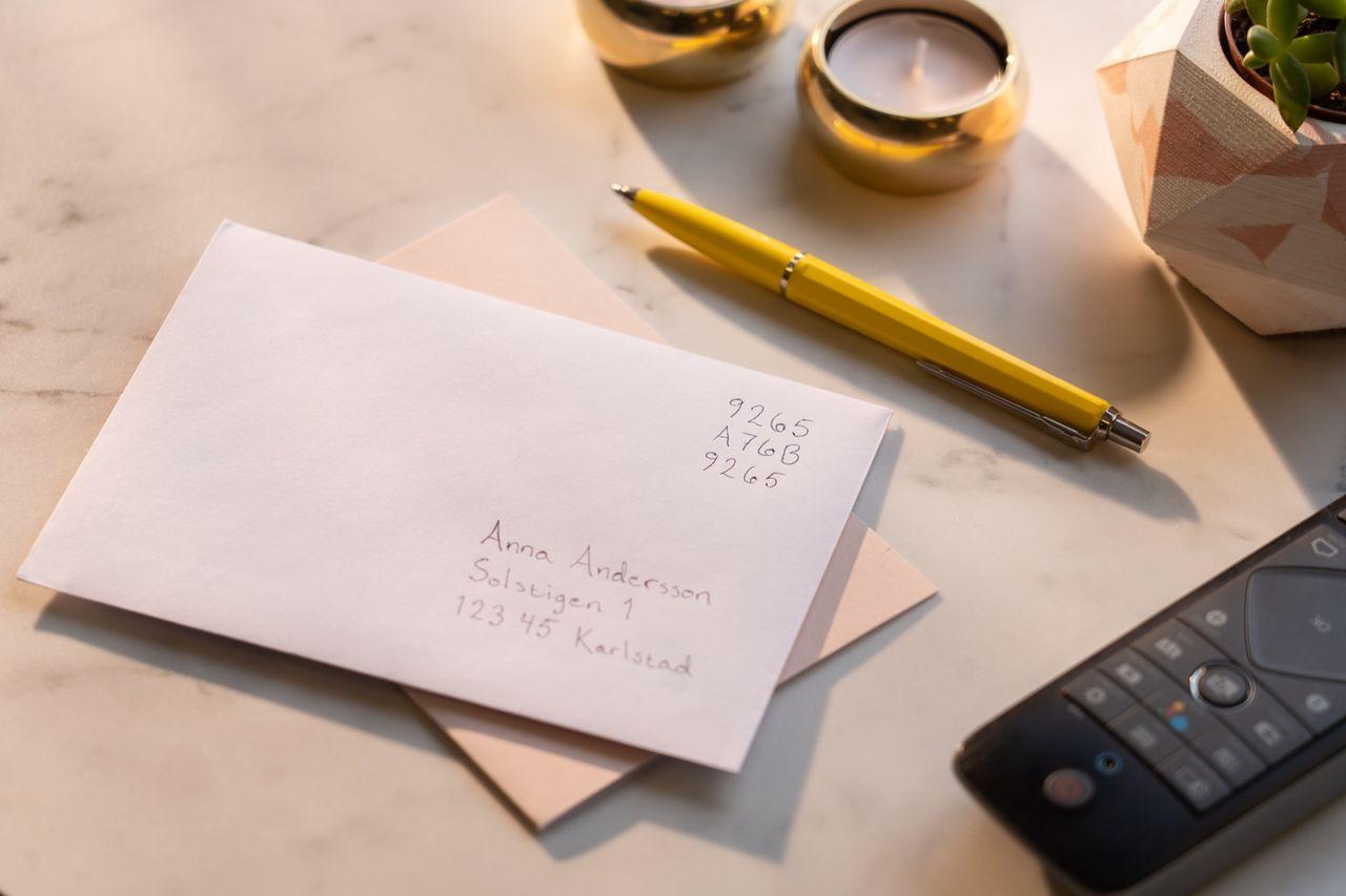 PostNord lanserar portokoder