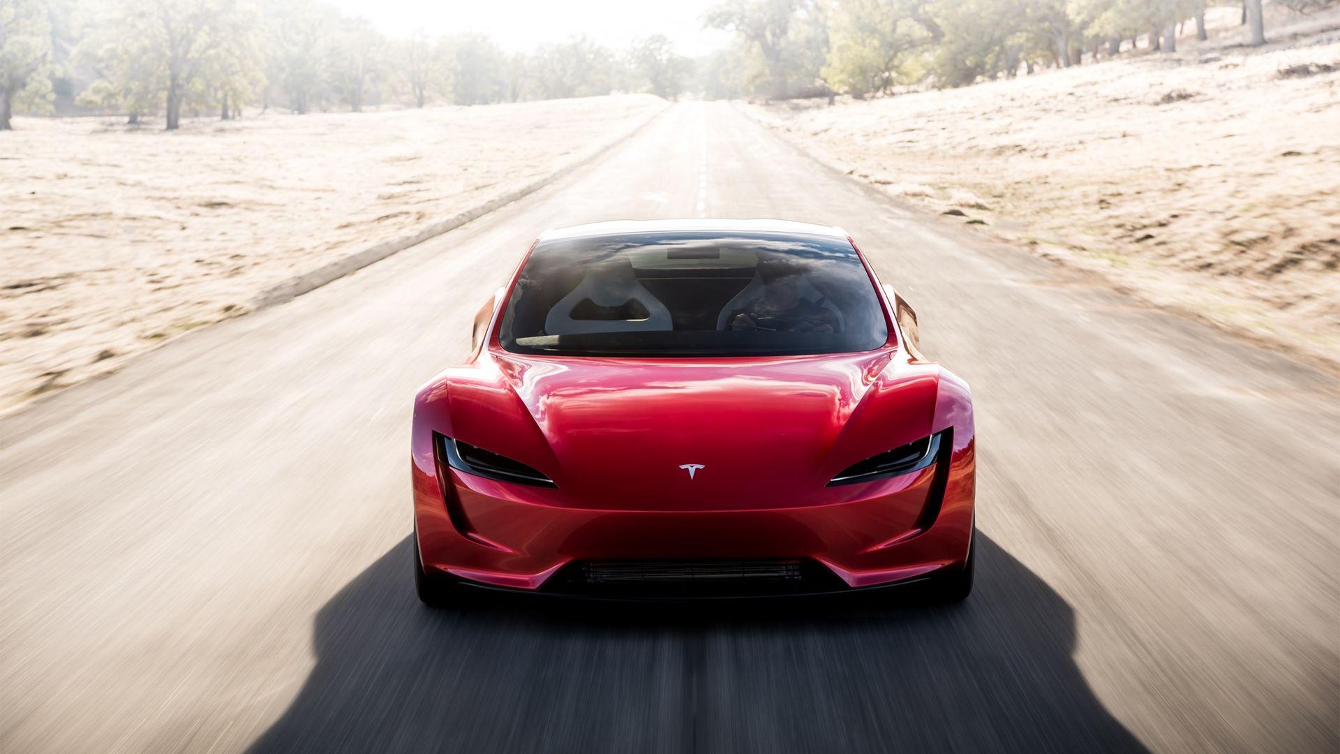 Nu kan du köpa dig en Tesla med bitcoins