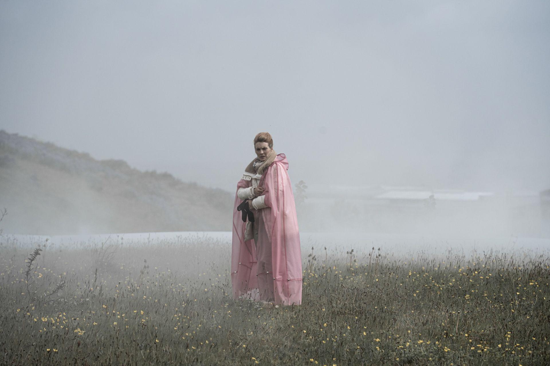 Första bilderna från den isländska sci-fi-serien Katla