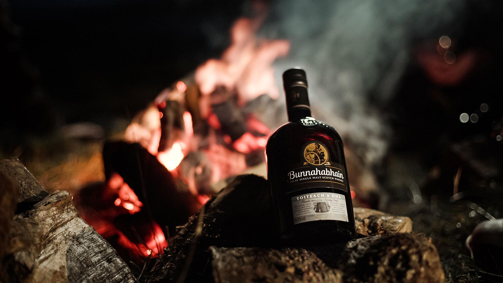 Ny rökig whisky lanseras på Systembolaget
