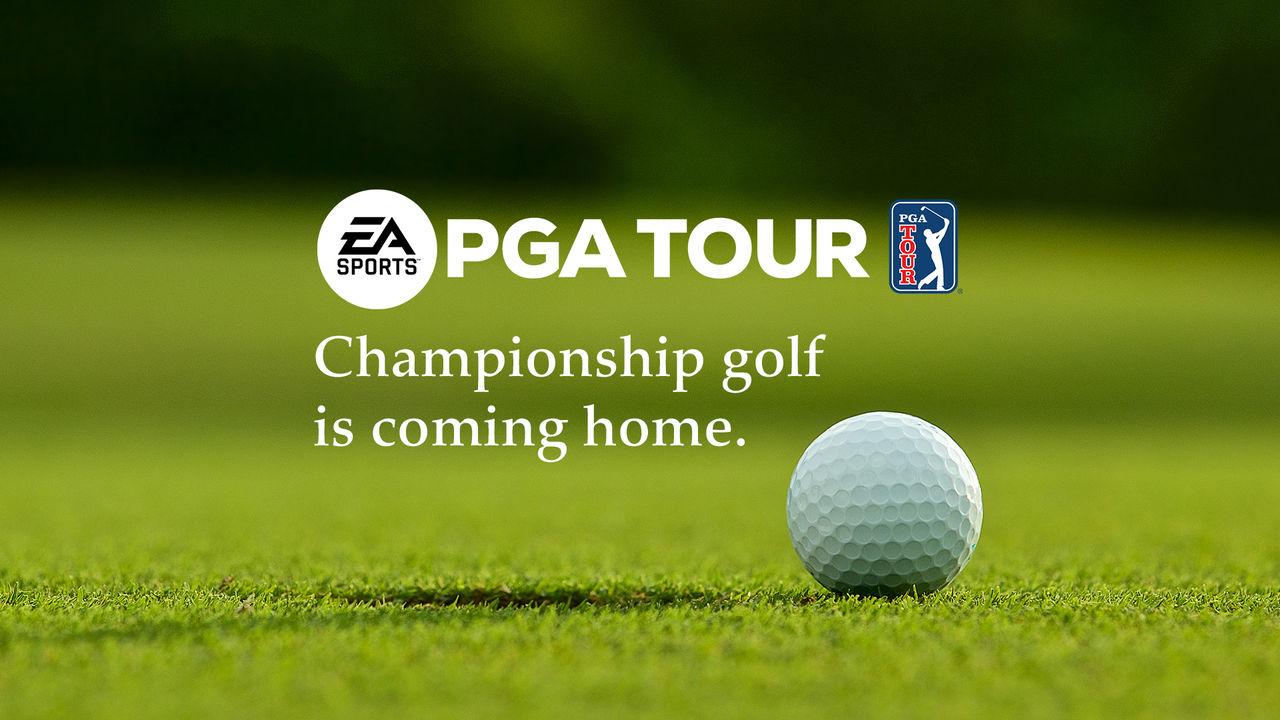 EA jobbar på golfspelet EA Sports PGA Tour