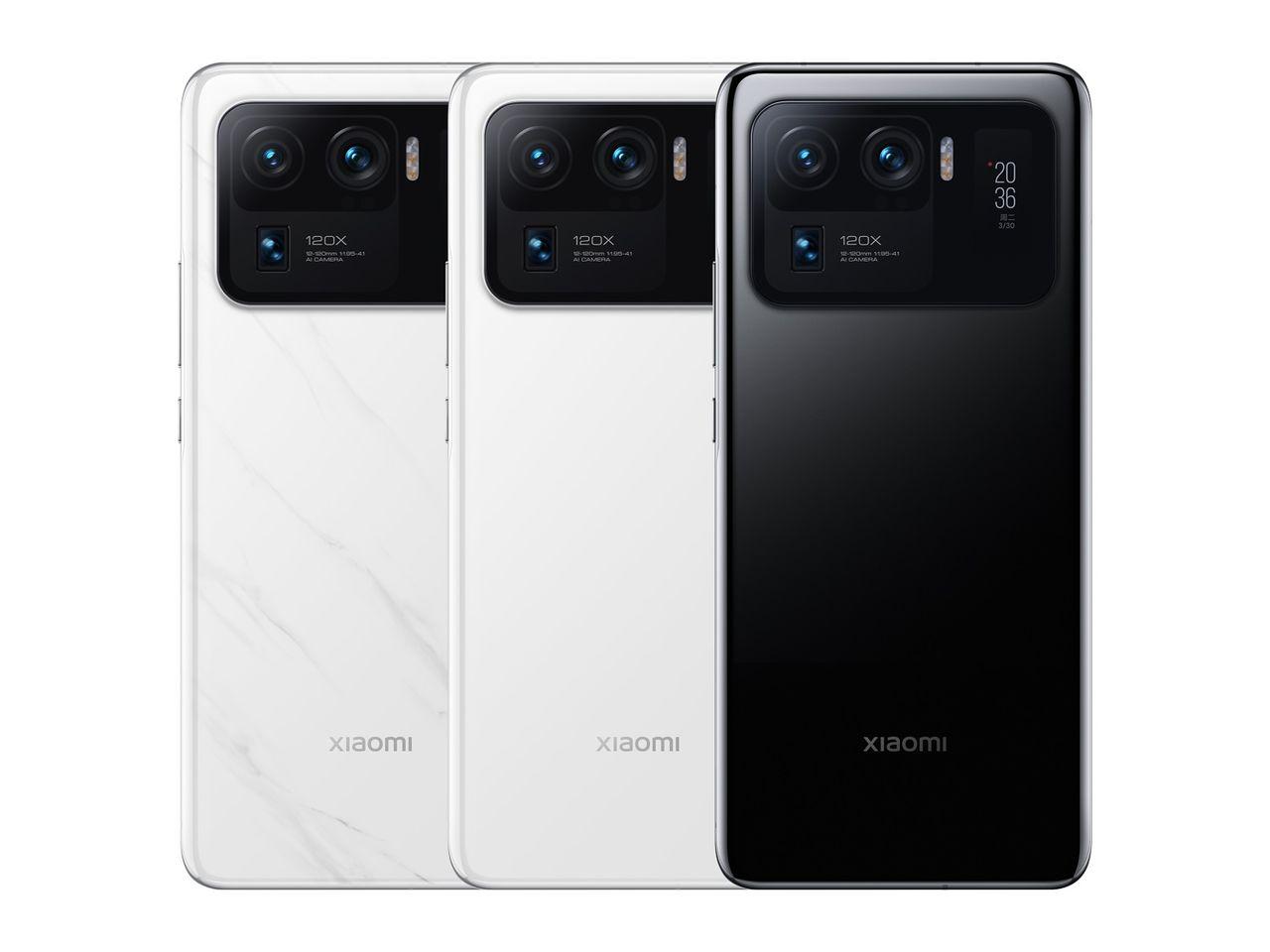 Xiaomi presenterar fler Mi 11-telefoner