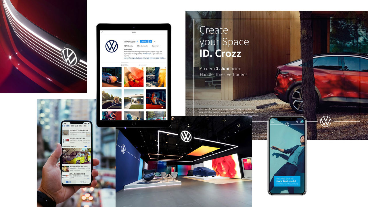 Volkswagen blir Voltswagen