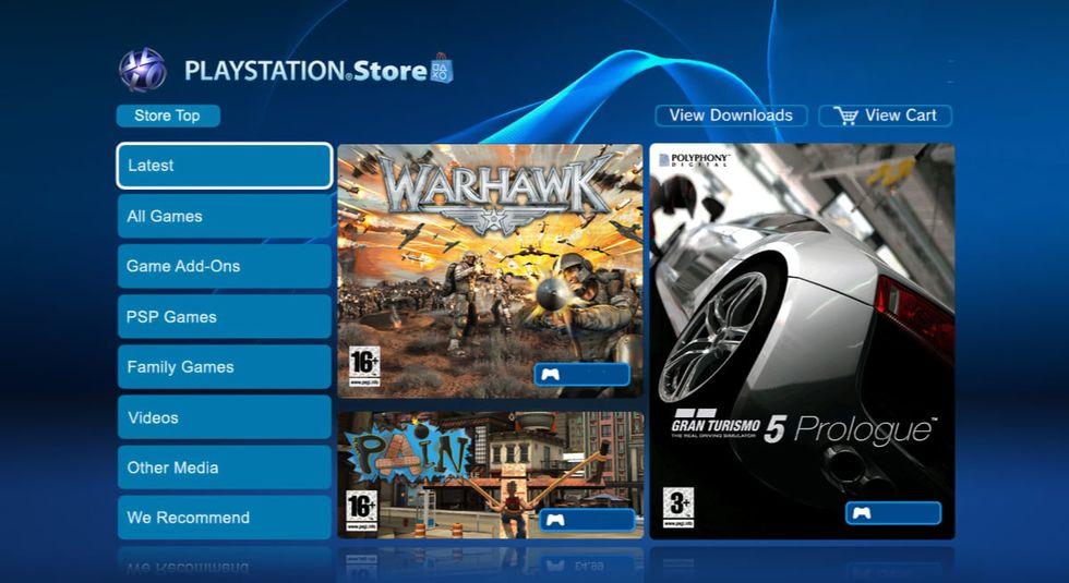 Sony bekräftar nedstängning av äldre Playstation-butiker