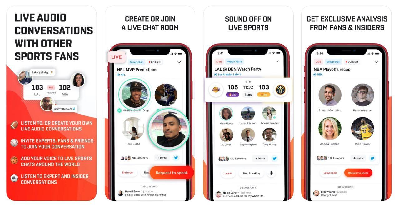 Spotify köper tjänst för livesändningar av ljud