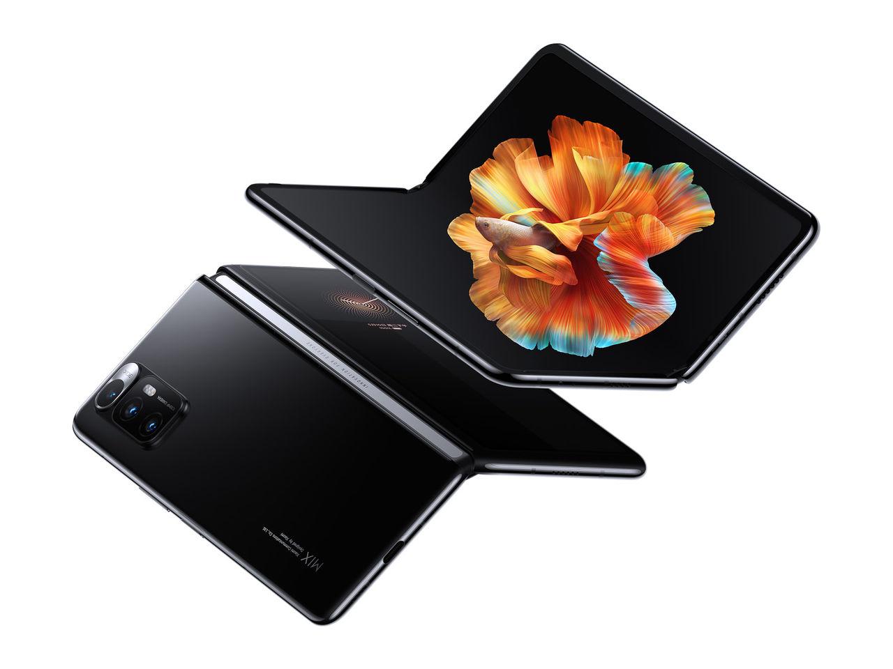 Xiaomi presenterar vikbara telefonen Mi Mix Fold