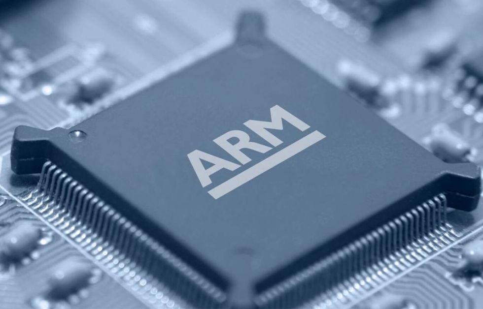 ARM presenerar ARMv9