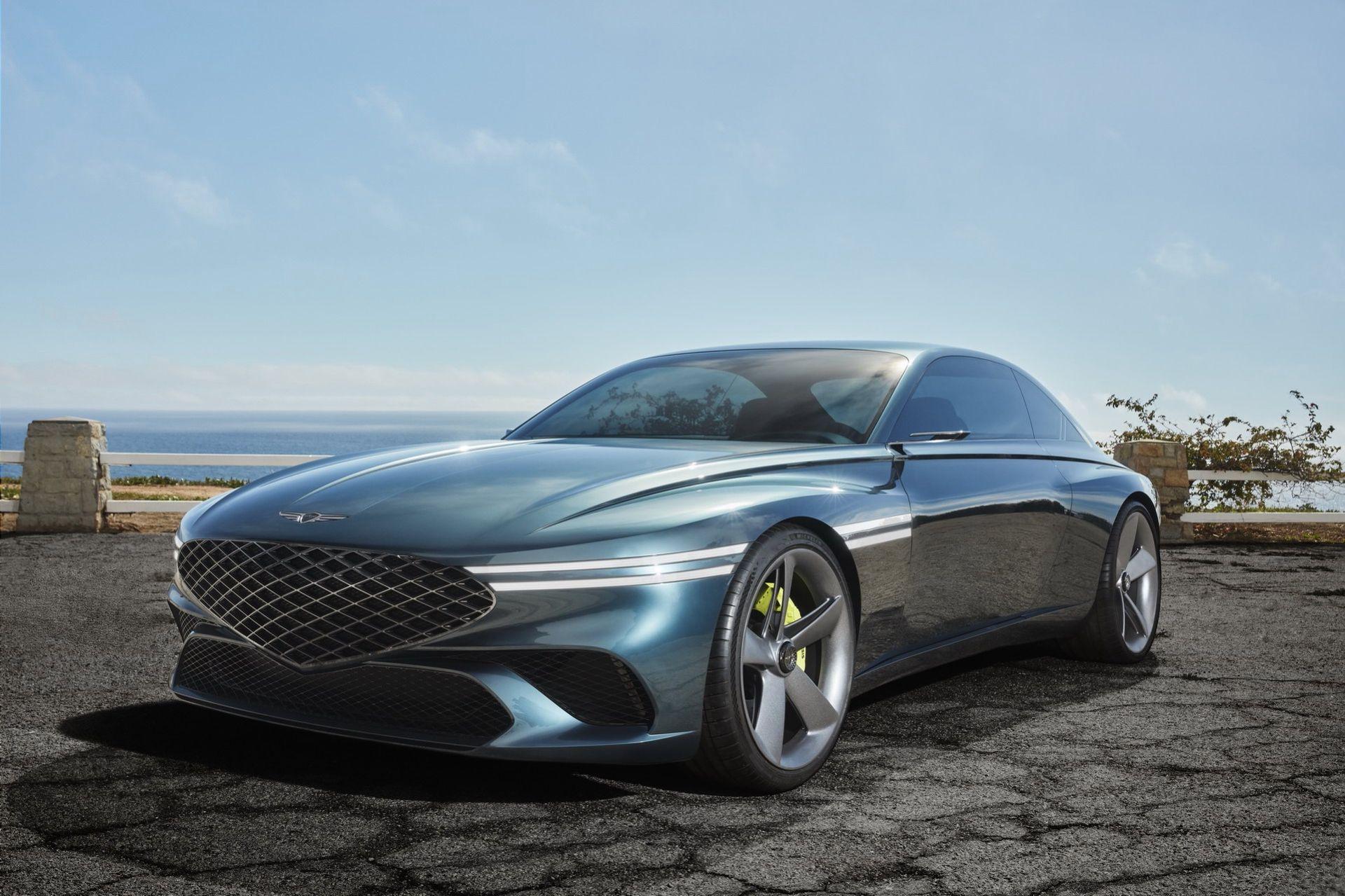 Det här är konceptbilen Genesis X