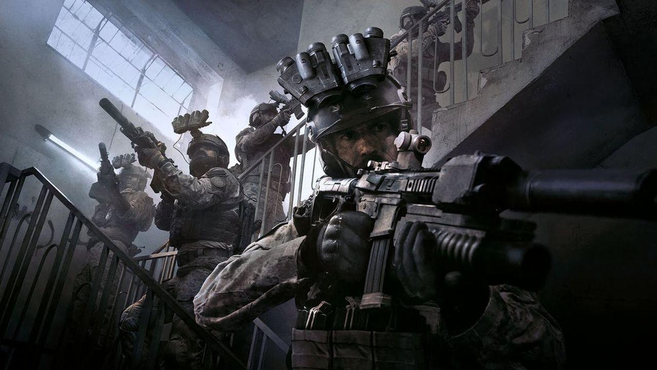 COD: Modern Warfare får nya kartor med uppdatering
