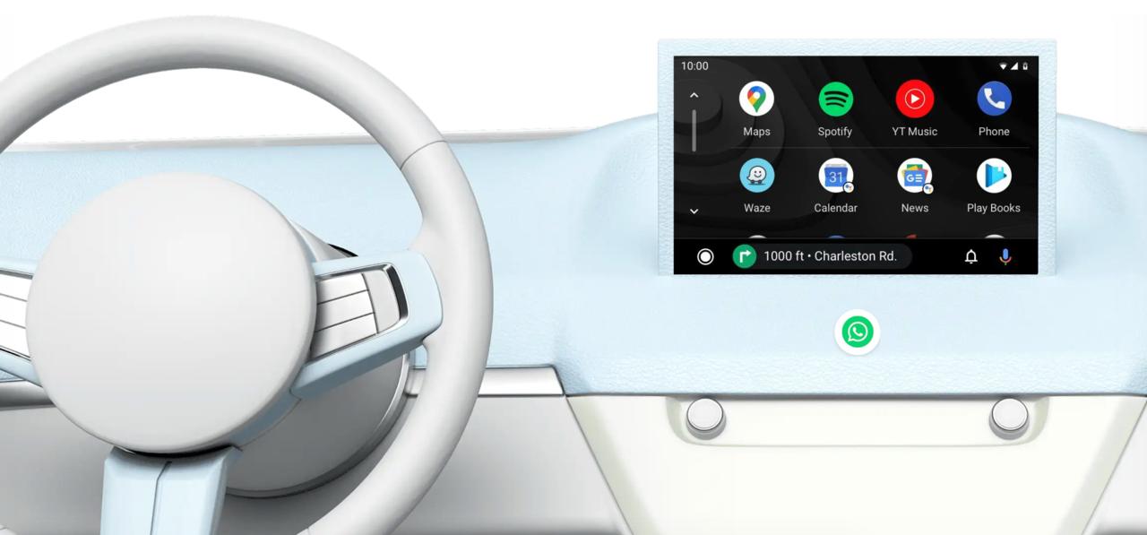 Android Auto finns nu officiellt i Sverige