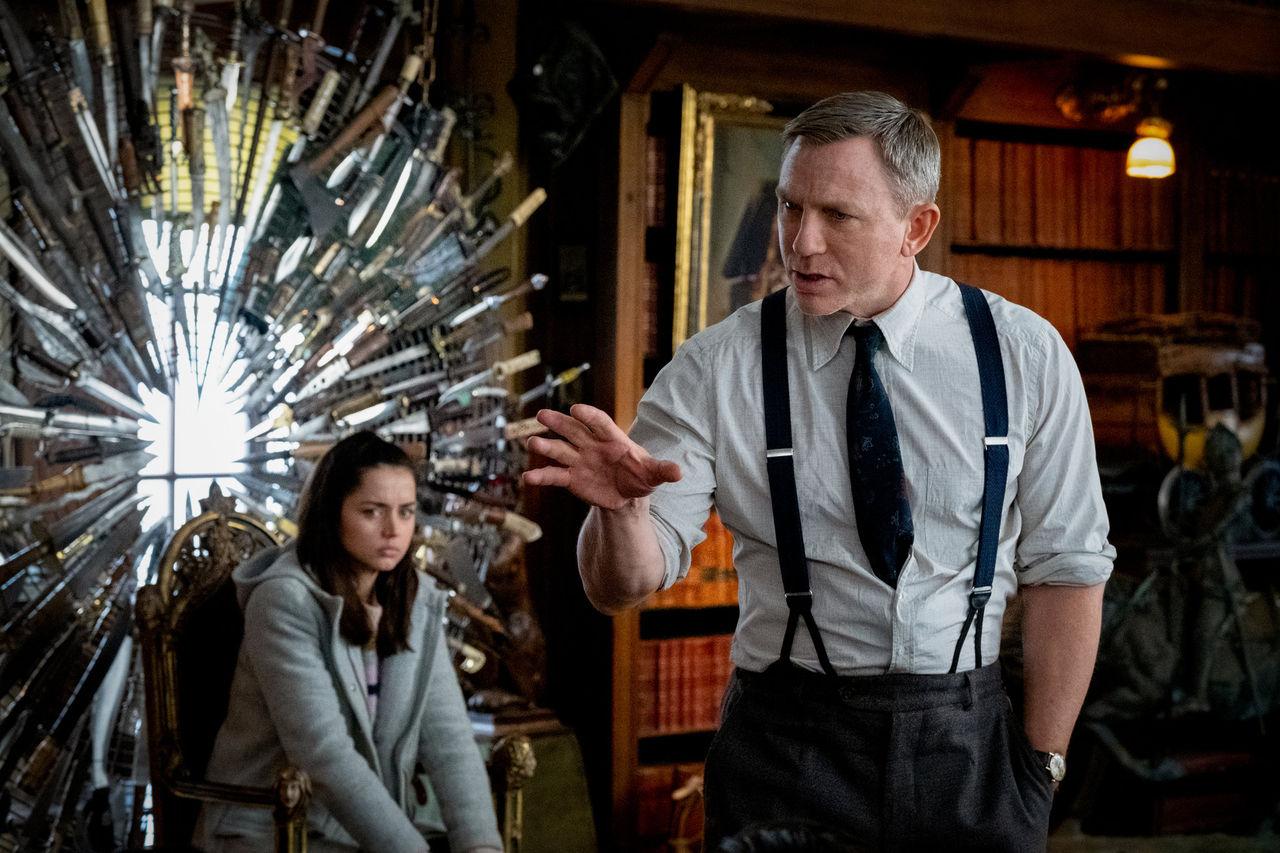 Netflix beställer två uppföljare till Knives Out