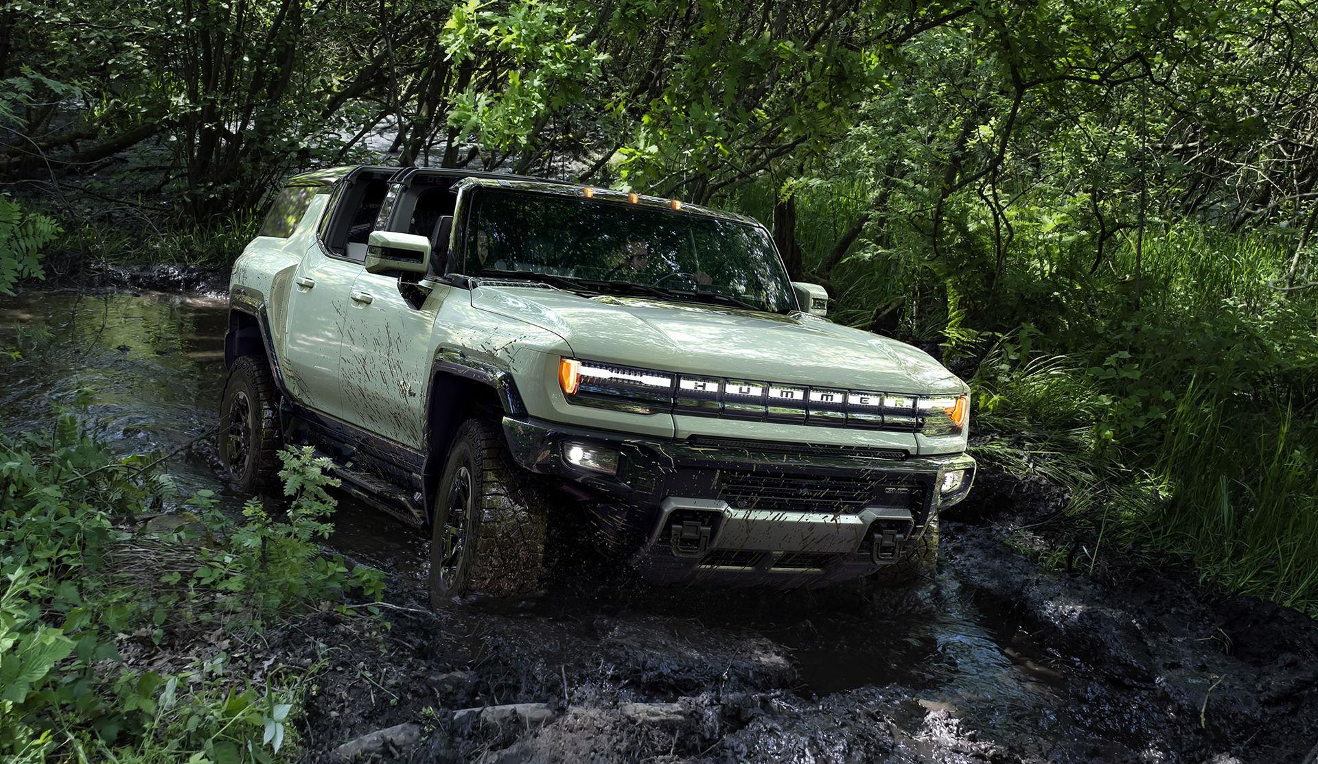 Bildspecial: Hummer som SUV