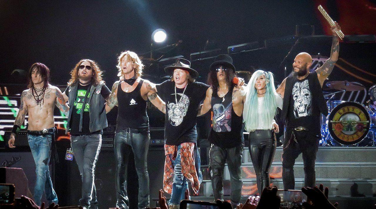 Guns N' Roses kommer till Sweden Rock 2022