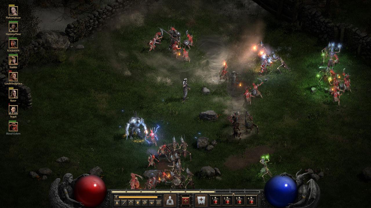 Diablo 2: Resurrected får sitt första alfatest till helgen