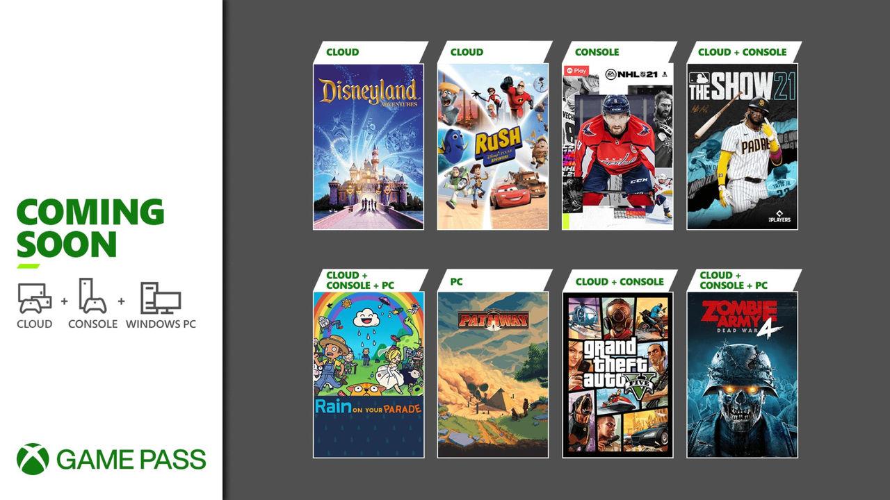 GTA V återvänder till Xbox Game Pass