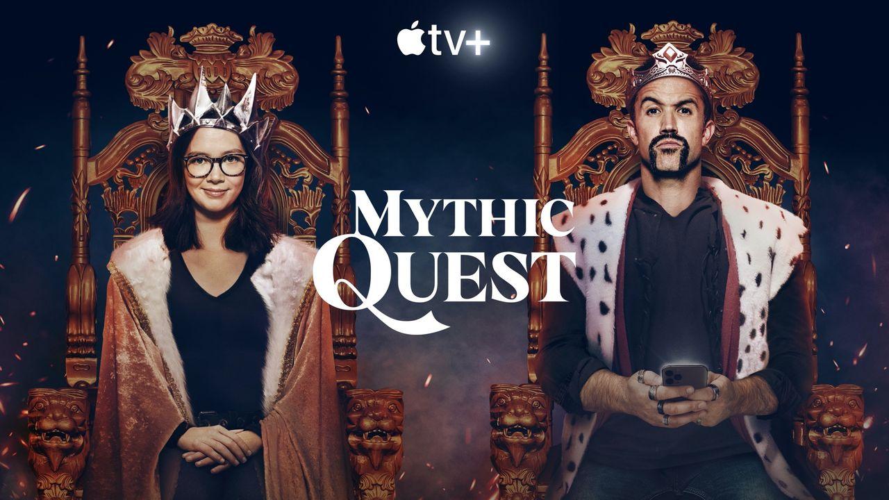 Apple kommer att köra bonusavsnitt av Mythic Quest