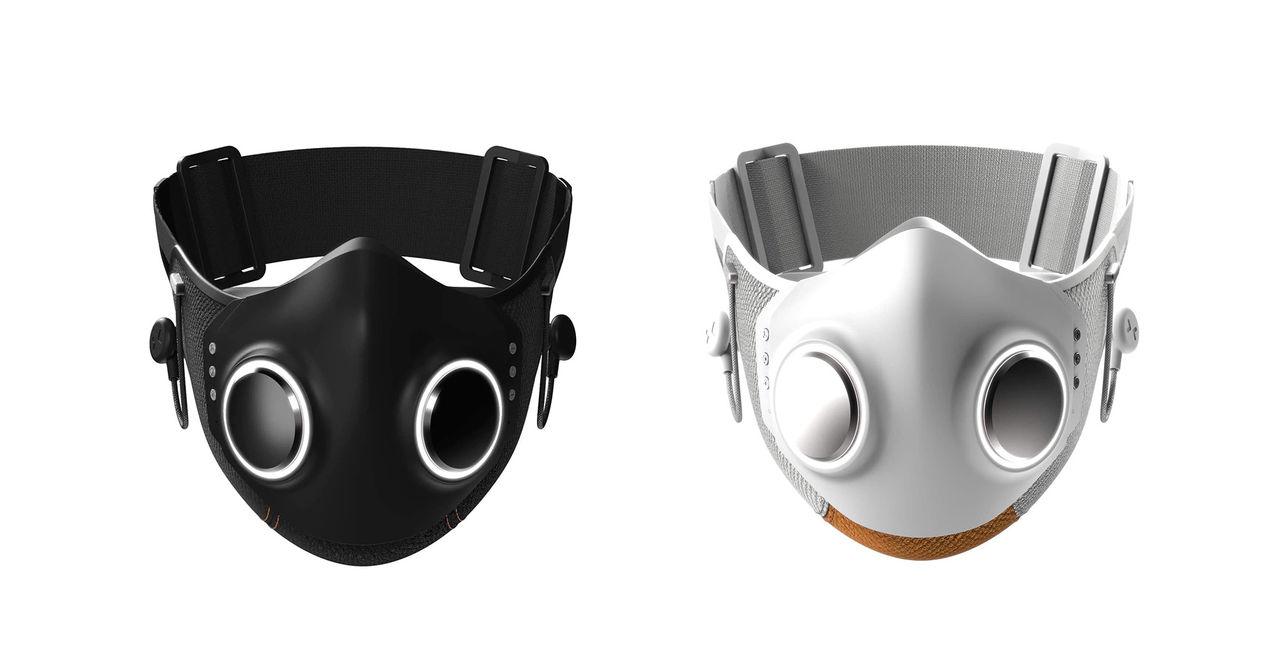 Will.i.am och Honeywell visar upp Xupermask
