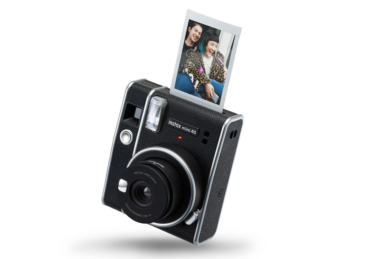Fujifilm presenterar nya Instax Mini 40