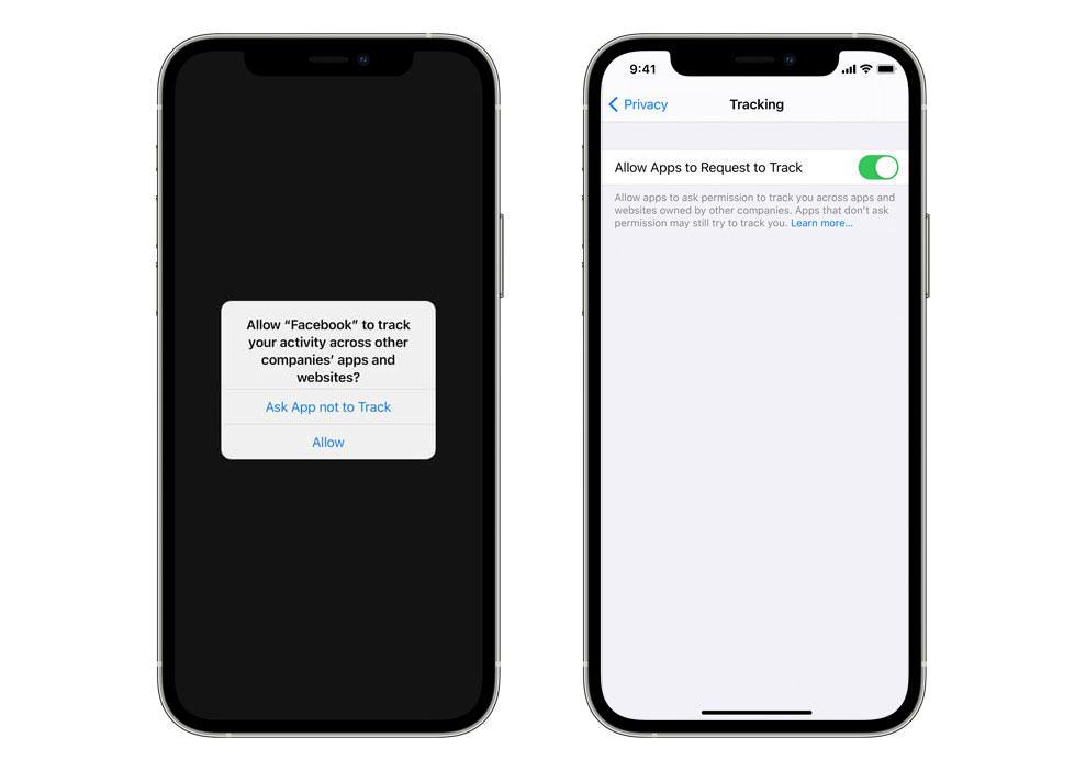 Apples nya regler för integritet kommer snart Apple är redo att trycka på knappen