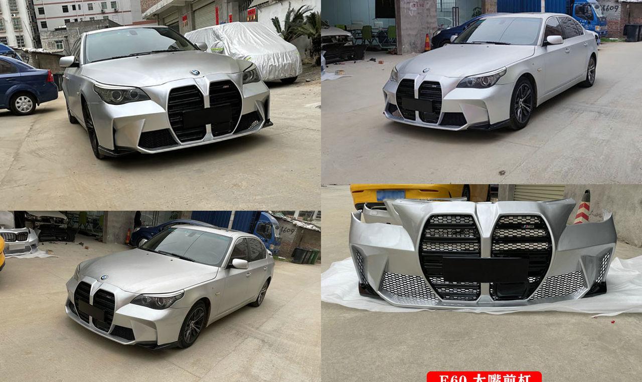 Få din BMW 5-serie E60 att se ut som nya 3-serien