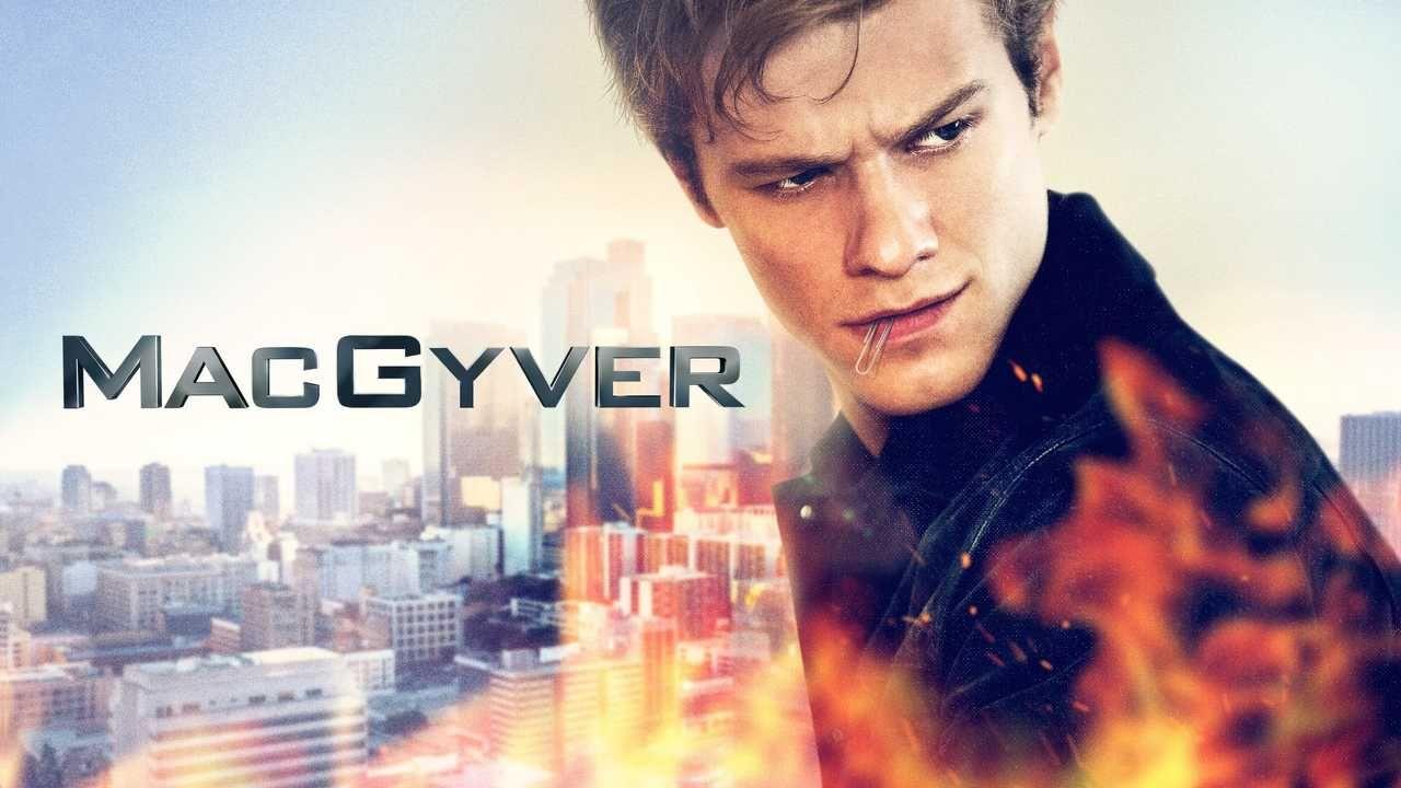 CBS lägger ner nya MacGyver