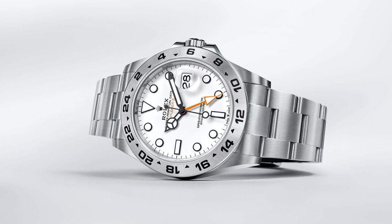 Rolex släpper ny generation av Explorer II