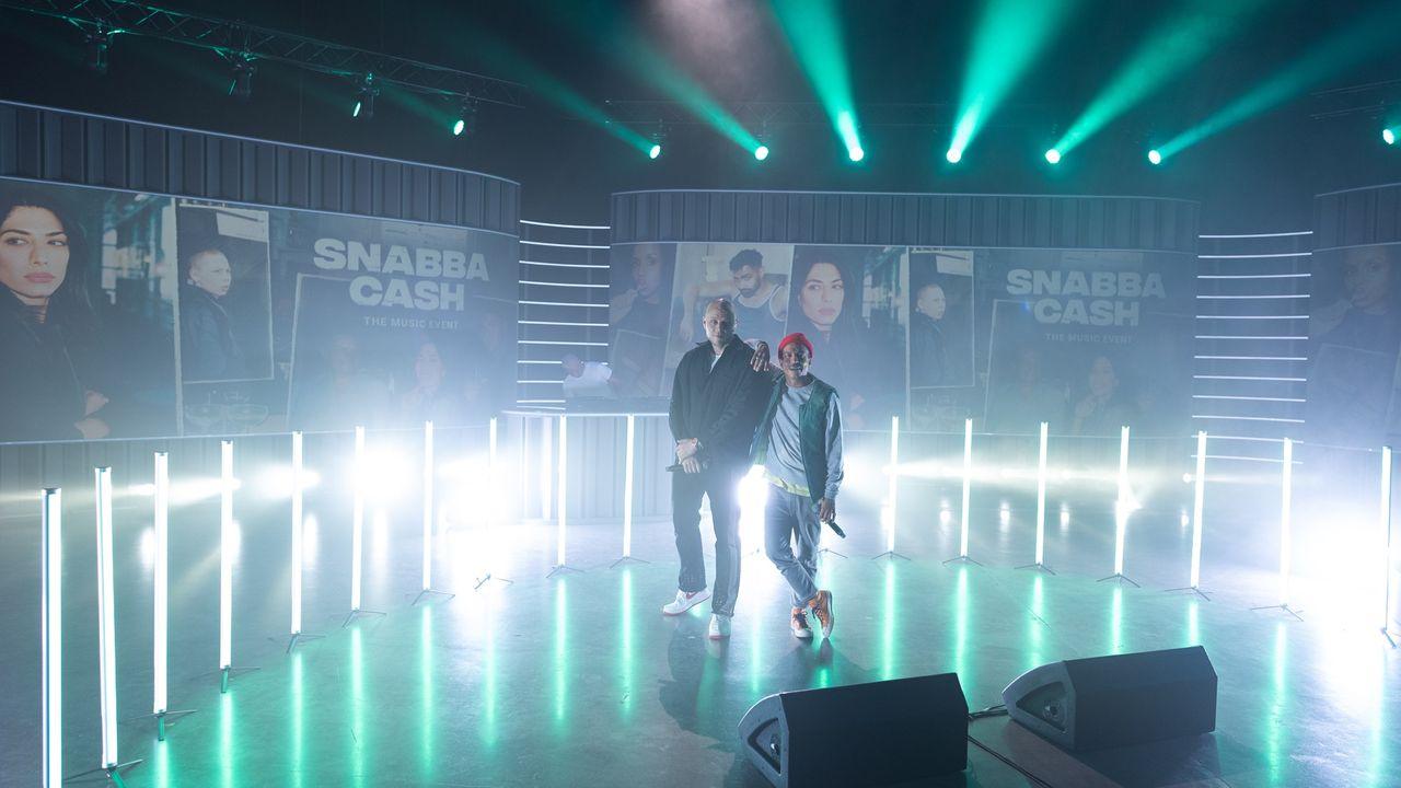 Netflix arrangerar Snabba Cash-konsert