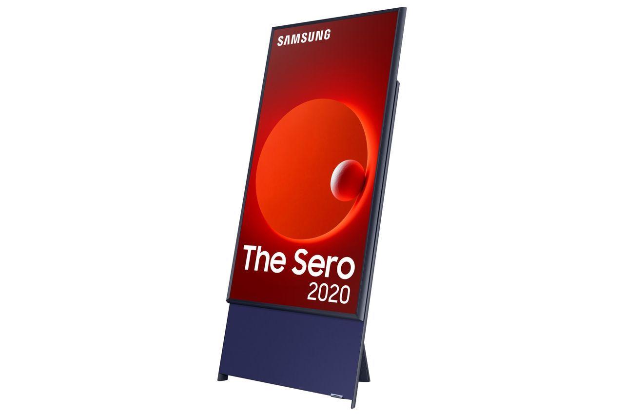 Samsung ryktas börja med OLED-TV nästa år