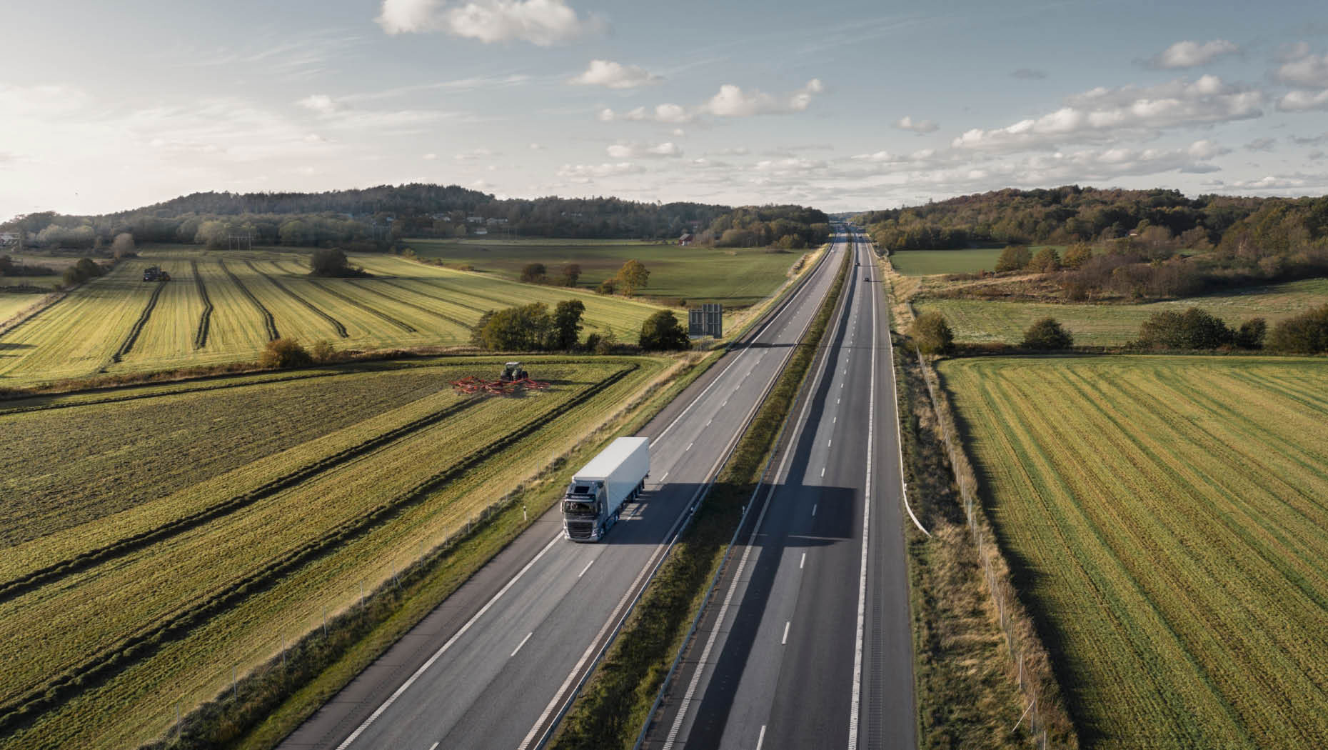 Volvokoncernen och SSAB ska fixa fossilfritt stål Till lastbilar