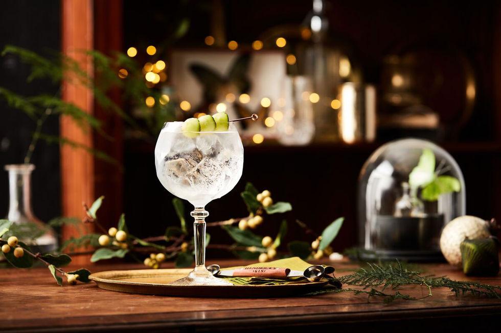 I dag är det gin och tonic-dagen