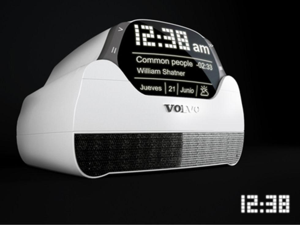Seven - en väckarklocka. Från Volvo?