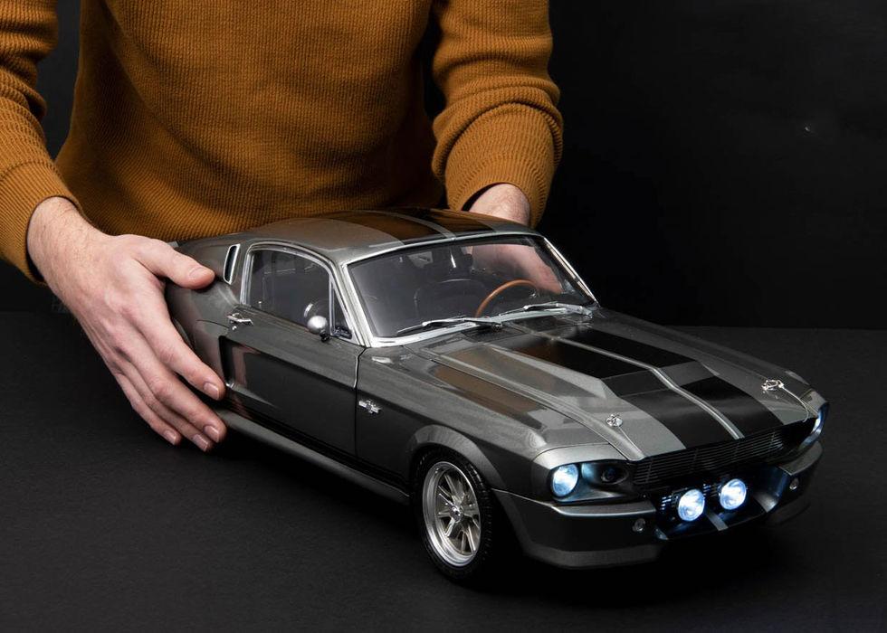 Stor modell av Mustangen från Gone in 60 seconds