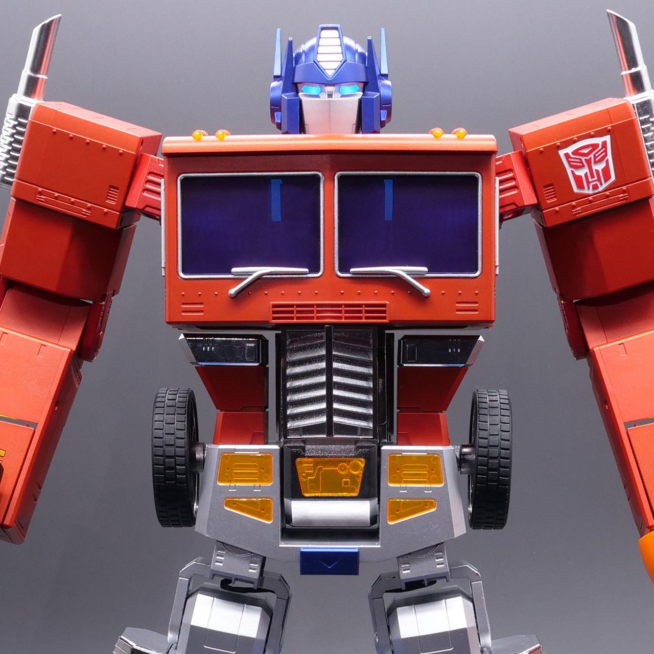 Hasbro släpper fet Optimus Prime-modell