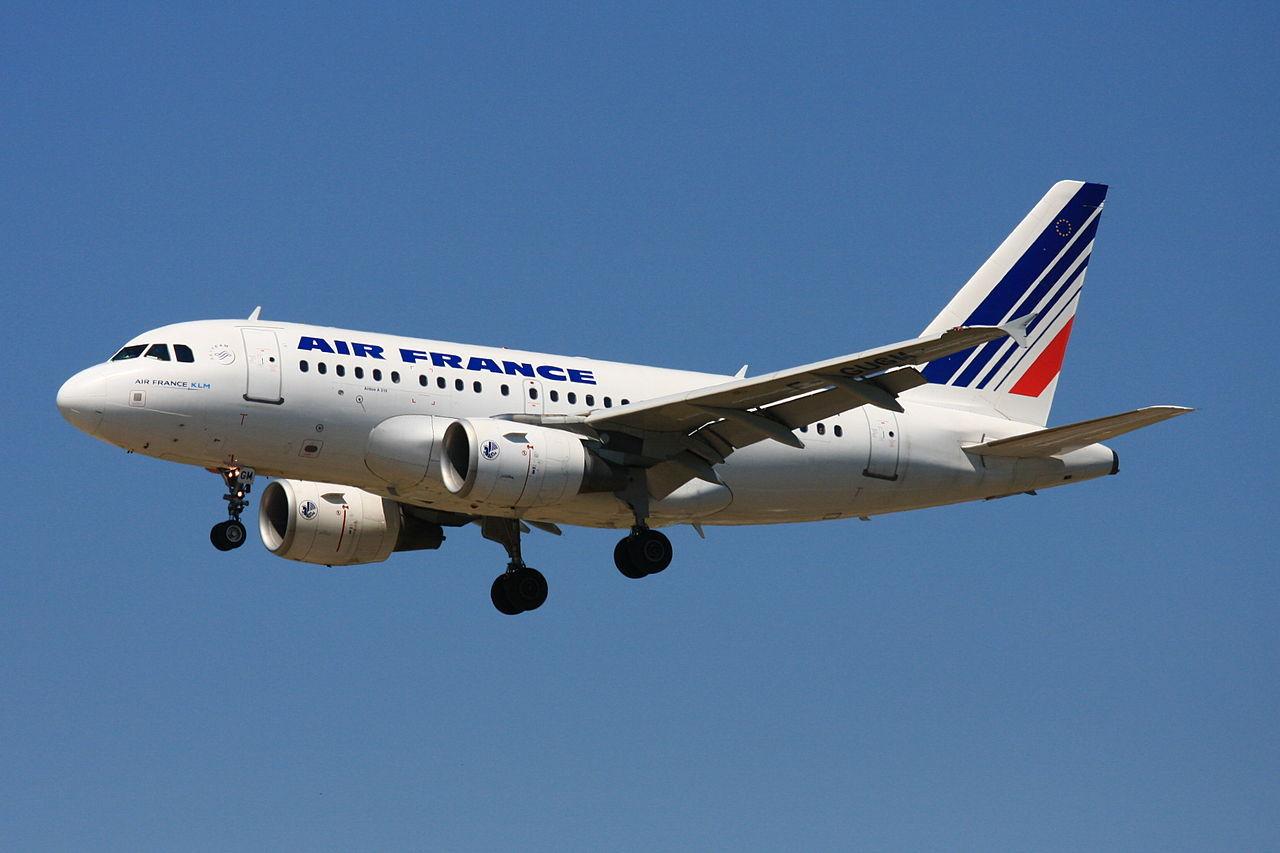 Korta inrikesflygningar förbjuds i Frankrike