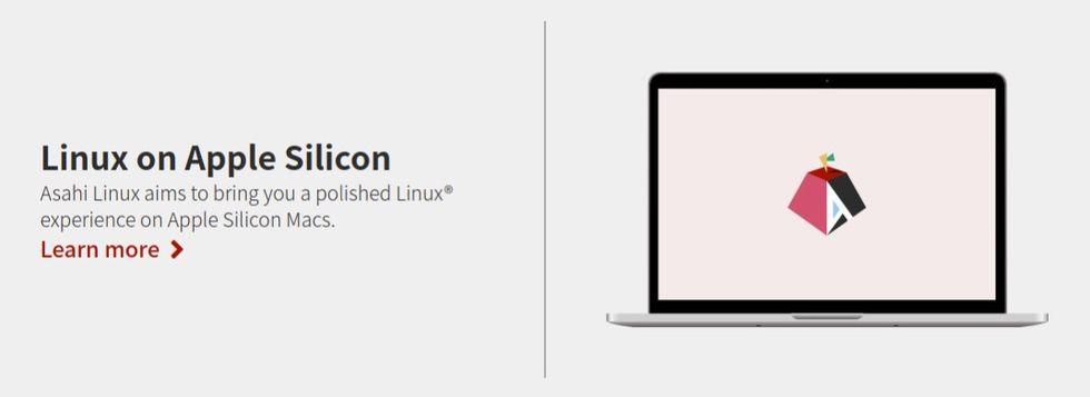 Stöd för Apples M1-chip finns nu i Linux 5.13