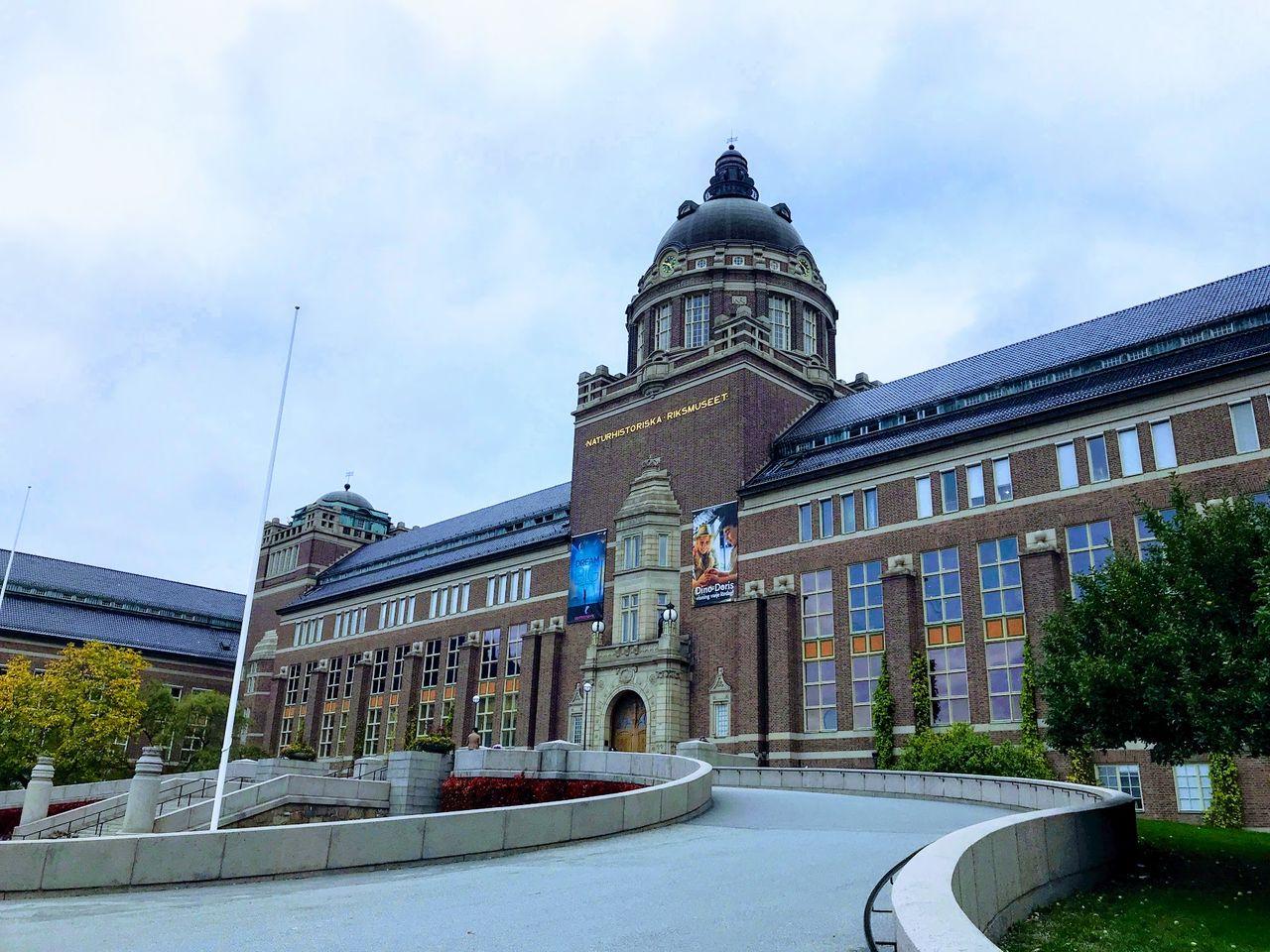 I morgon öppnar Naturhistoriska Riksmuseet igen