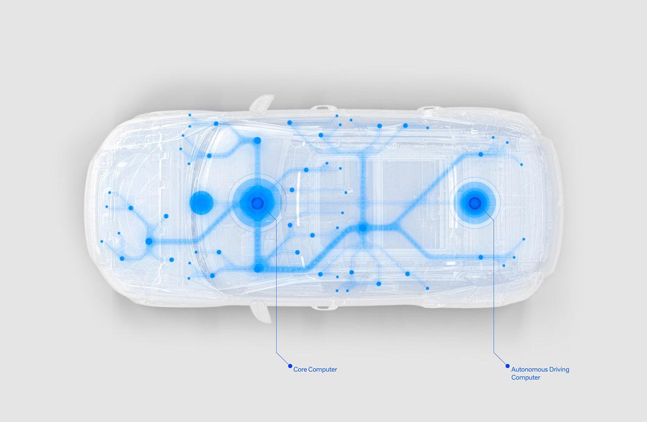 Volvo fördjupar samarbetet med Nvidia