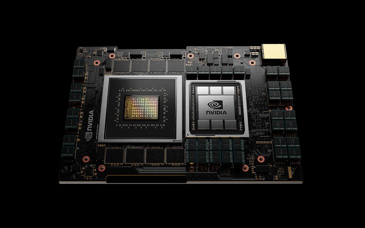 Nvidia presenterar CPU:n Grace
