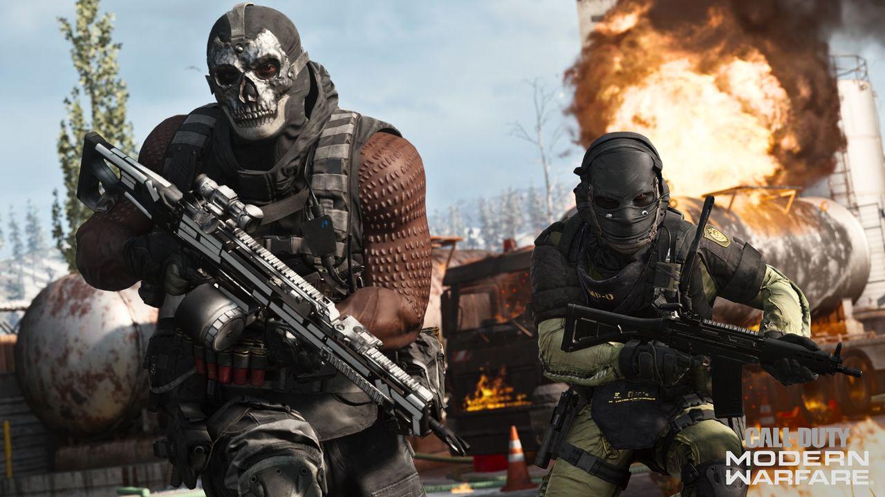 Infinity Ward snackar mystiska Modern Warfare-banor