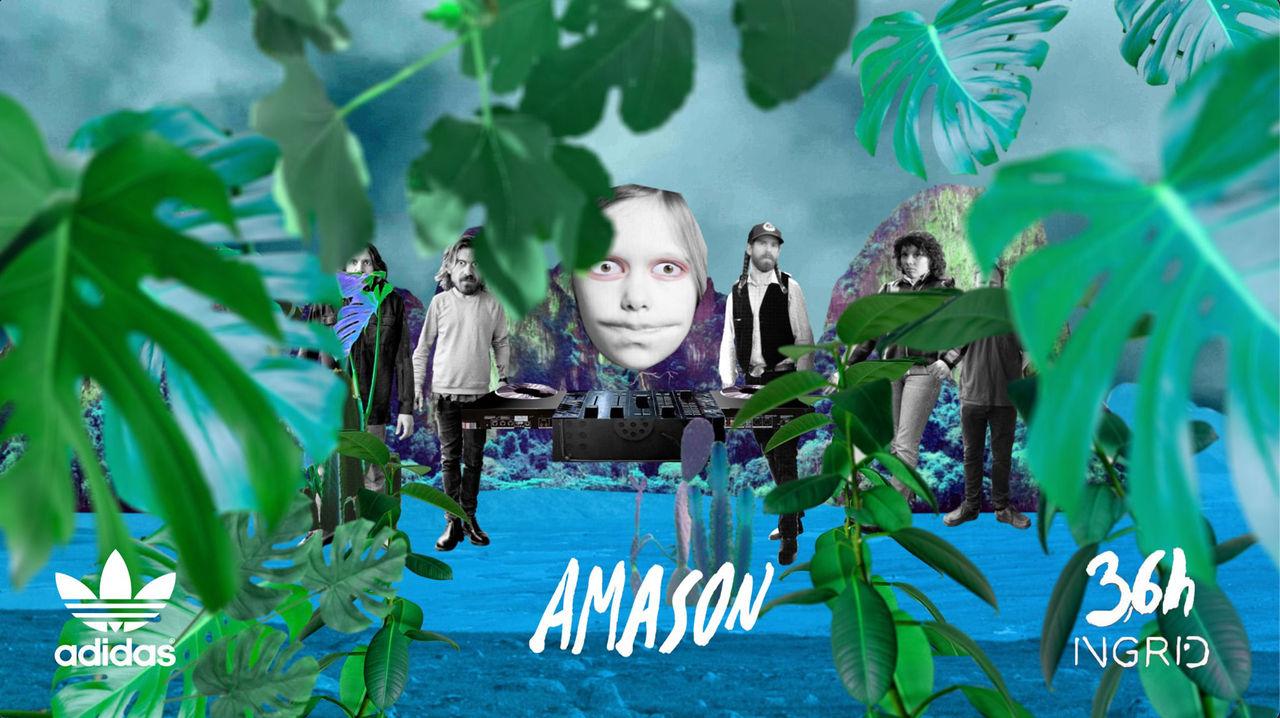 Amason kör live på Twitch i kväll