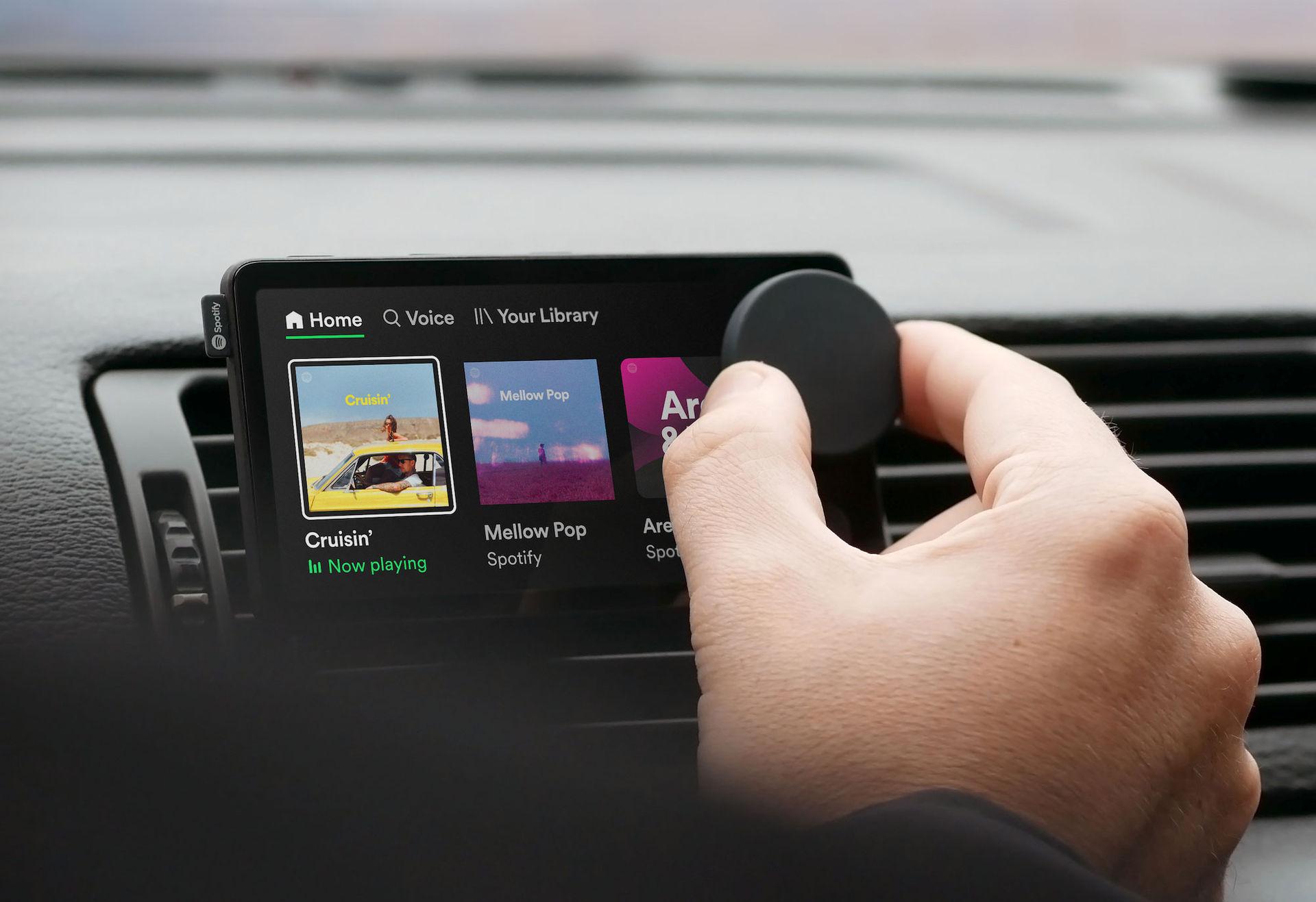 Spotify släpper Car Thing i USA